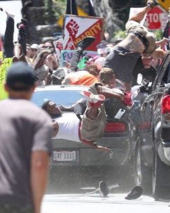 charlottesville terrorism by white supremacists